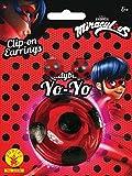 Rubies Miraculous Ladybug 32930 Yo-Yo più e orecchini