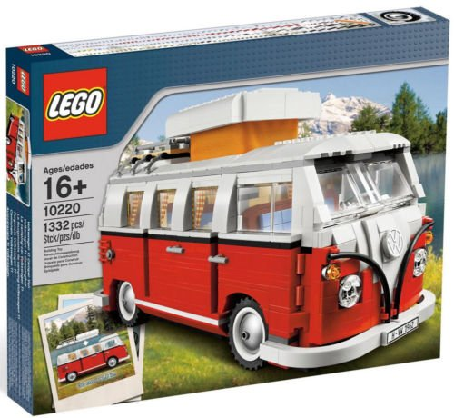 new-lego-volkswagen-t1-camper-van-set-10220-sealed-vw-creator-sealed-in-box-bus