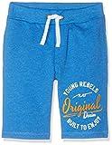 Name It Nkmhasper Sweat Long Shorts Unb Box, Bleu Strong Blue, 128 Garçon