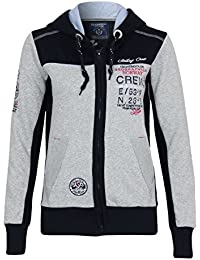 Geographical Norway sweat jacket Golda Lady