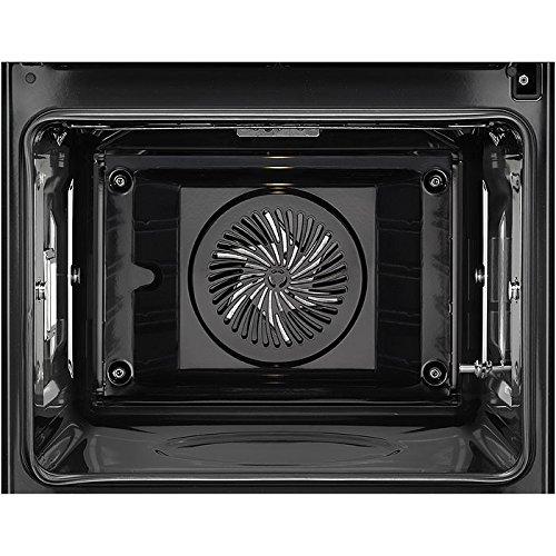 AEG BPK742220M Pyrolyse Backofen Edelstahl SenseCook Backofen Multifunktionsofen MaxiKlasse SoftClosing