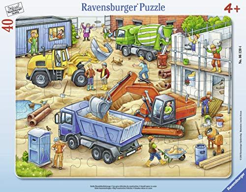 Ravensburger 06120 - Große Baustellenfahrzeuge