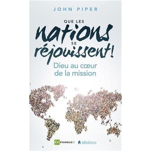 Que les nations se réjouissent !