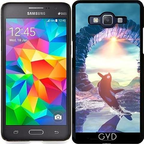 Coque pour Samsung Galaxy Grand Prime (SM-G530) - Orca by nicky2342