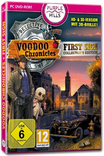 Preisvergleich Produktbild Voodoo Chronicles: First Sign