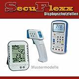 Bosch GLM 50 C Professional, ANTIREFLEX entspiegelte Displayschutzfolie, jetzt antibakteriell - SecuFlexx