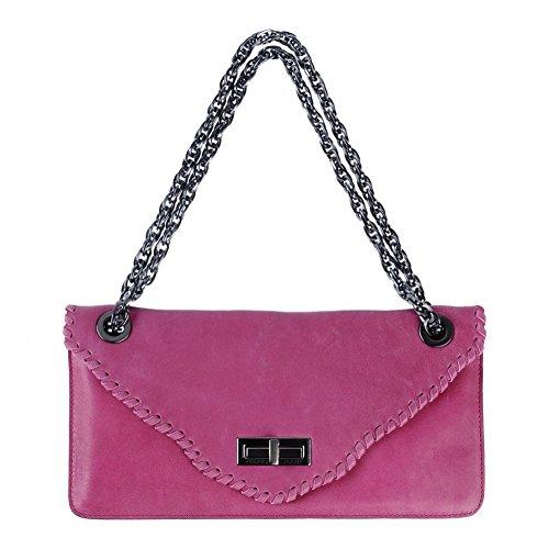 Pierre-shoulderbag balmain rosa 523
