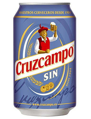 Cruzcampo - Beer Without Tin 33 cl (1 unit)