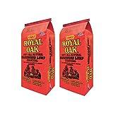 Royal Oak BBQ All Natural 8 Pound Bag Lump Charcoal Starter Hardwood