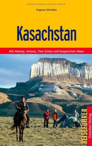 Reiseführer: Kasachstan