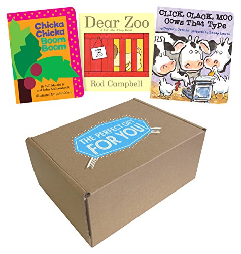 The-Perfect-Gift-for-Babies-Essential-Board-Books-for-Every-Child-Chicka-Chicka-Boom-Boom-Click-Clack-Moo-Dear-Zoo