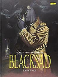 Blacksad Integral par Guarnido Díaz Canales