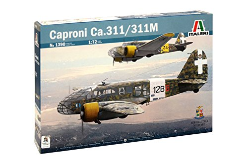 Italeri 1390 - caproni ca.311/311m model kit  scala 1:72