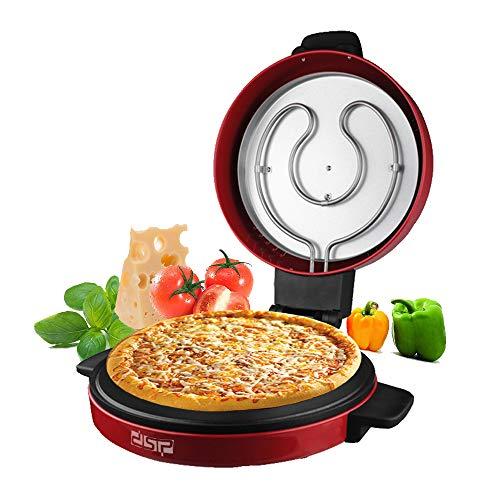 DSP Asador de parrillas eléctrico Pizzero Máquina para hacer pan Placa antiadherente...