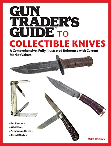 gun-traders-guide-to-collectible-knives-a-comprehensive-fully-illustrated-reference-with-current-mar