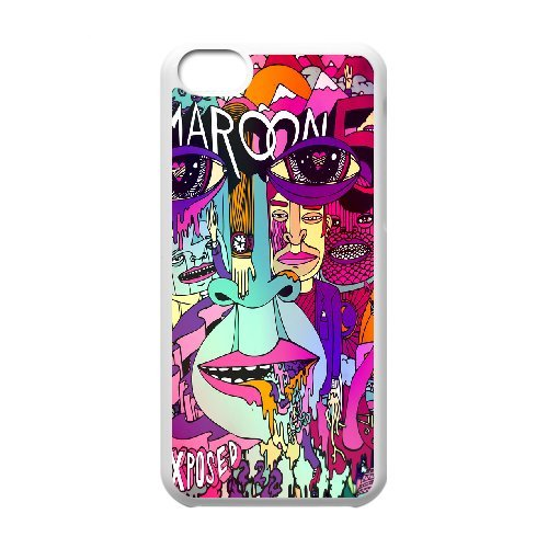 LP-LG Phone Case Of Maroon 5 For Iphone 5C [Pattern-6] Pattern-6