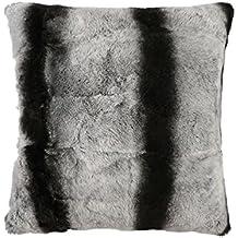 Ysting Reale tutta la pelle Rex pelliccia del coniglio cassa del cuscino (45x45CM)