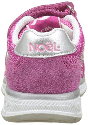 Noël Nyoman G, Baskets Basses Fille Rose (Fushia)