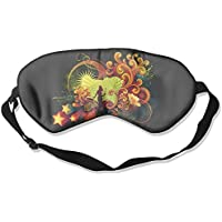 Sleep Eyes Masks Abstract Pattern Sleeping Mask For Travelling, Night Noon Nap, Mediation Or Yoga preisvergleich bei billige-tabletten.eu