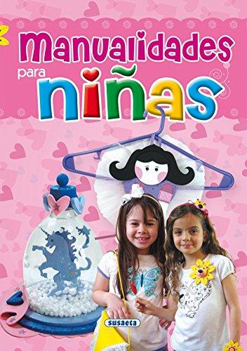Manualidades para niñas (Adivinanzas Y Chistes) por Susaeta Ediciones S A