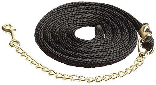 Nylon-Seil, geflochten, Führungsleine, mit Messing-beschichteter Kette, Hengstkette -