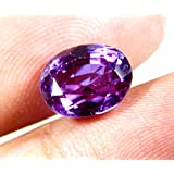 Urancia® Excellent Shinning Alexandrite Gemstone Colour Changing Stone Stone Friday's Stone 5.4Cts For