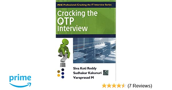 cracking the qtp interview pdf download