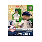 OYO Sportstoys MLB Derek Jeter New York Yankees Minifigur
