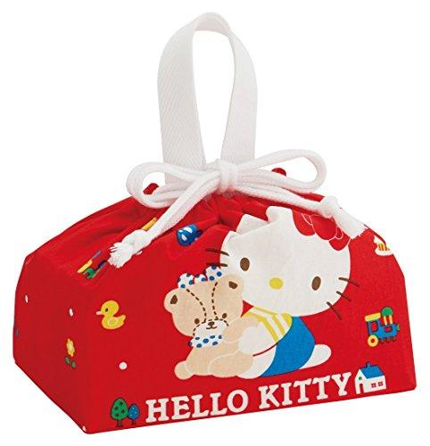 Skater Sanrio Hello Kitty Japonais sac de type Sac Boîte à Bento,déjeuner,pain, Beagle Câlin RB7 du Japon