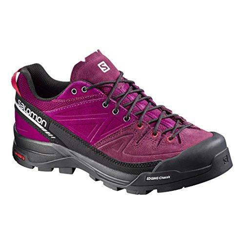 Salomon L37926300, Chaussures de Randonnée Femme, UK5.5 Violet