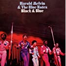 Black & Blue by HAROLD & THE BLUE NOTES MELVIN (2010-09-21)