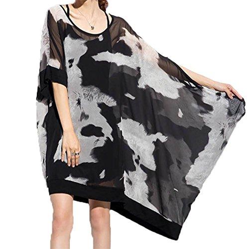 yuyu-femmes-ete-vrac-impression-mousseline-de-soie-mous-poids-leger-robe-black
