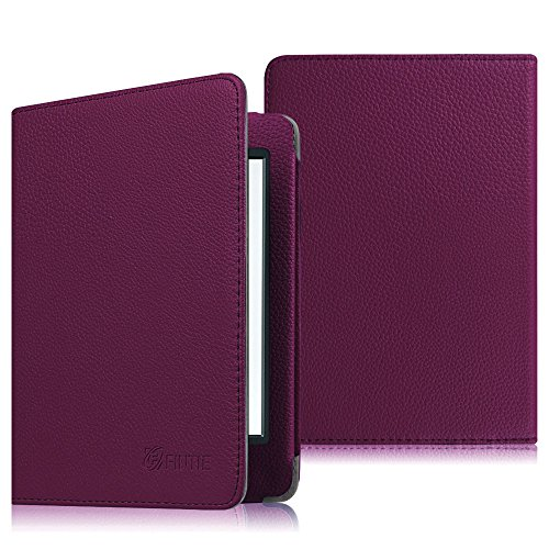 fintie-folio-case-for-kindle-8th-generation-the-book-style-slim-fit-vegan-leather-cover-with-auto-wa
