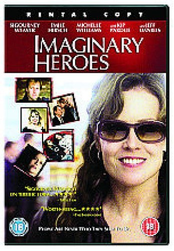 Imaginary Heroes [DVD] by Sigourney Weaver