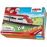 Märklin 29303 modelo de ferrocarril y tren - modelos de ferrocarriles y trenes (HO (1:87), Multicolor, Batería)