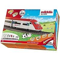 Märklin 29303 HO (1:87) modelo de ferrocarril y tren - Modelos de ferrocarriles y trenes (HO (1:87), 15 año(s), 5 pieza(s), Multicolor, Batería, 610 mm)