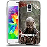 Official AMC The Walking Dead Angry Walkers Soft Gel Case for Samsung Galaxy S5 mini