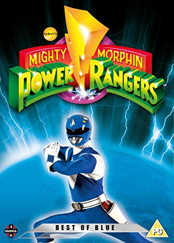 Image of Power Rangers: The Best of Blue [DVD]