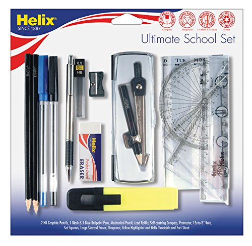 Helix - P50070 Ultimate school equipment set