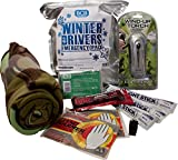 BCB Adventure Survival Winter Drivers Emergency Kit, CK038