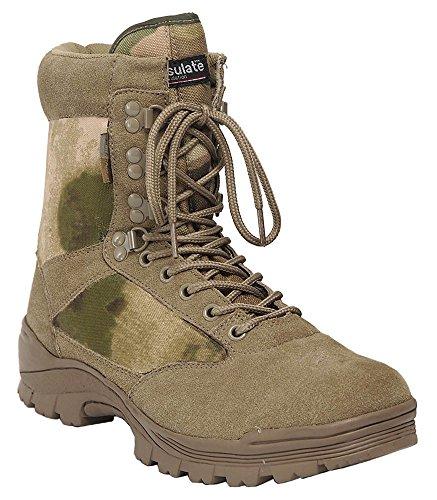 Mil-Tec , Chaussures Hommes Multicam - A-Tacs FG, 9 UK
