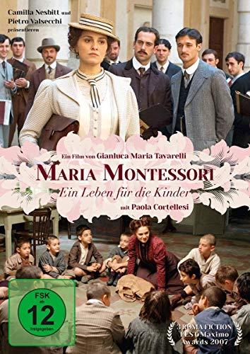 Maria Montessori - Ein Leben für die Kinder [2 DVDs]