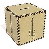 Azeeda Groß 'Gitarre' Sparbüchse / Spardose (MB00009716)