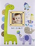 CR Gibson Babytagebuch / Erinnerungsbuch / Kalender für das 1. Lebensjahr