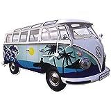 Brisa buwc05reloj de pared VW COMBI Surf