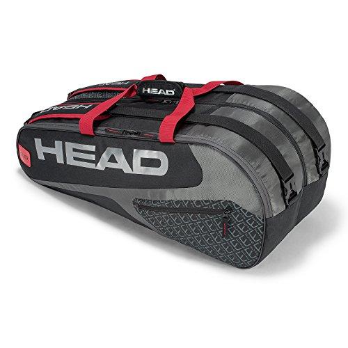 Zoom IMG-1 head elite 9r supercombi portaracchette