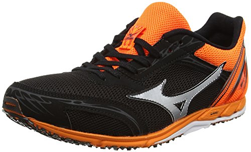 Mizuno Wave Een 11, Zapatillas de Running Unisex Adulto, Negro (Black/
