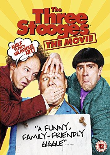 Preisvergleich Produktbild Die Stooges - Drei Vollpfosten drehen ab [DVD] (IMPORT) (Keine deutsche Version)