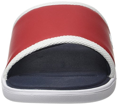 Lacoste Herren L.30 Slide 317 1 Hausschuhe Rot (Red)