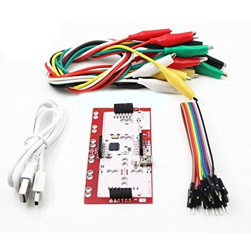Yeshai3369 Makey Makey Kit de Tablero de Control estándar para Arduino